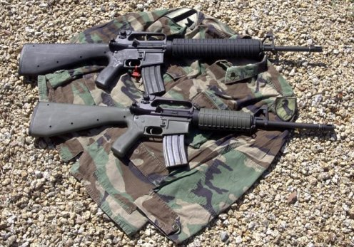 History of the CAV-15 Polymer Receiver | SinistralRifleman